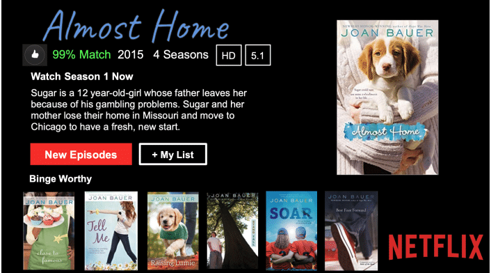 Almost Home Netflix